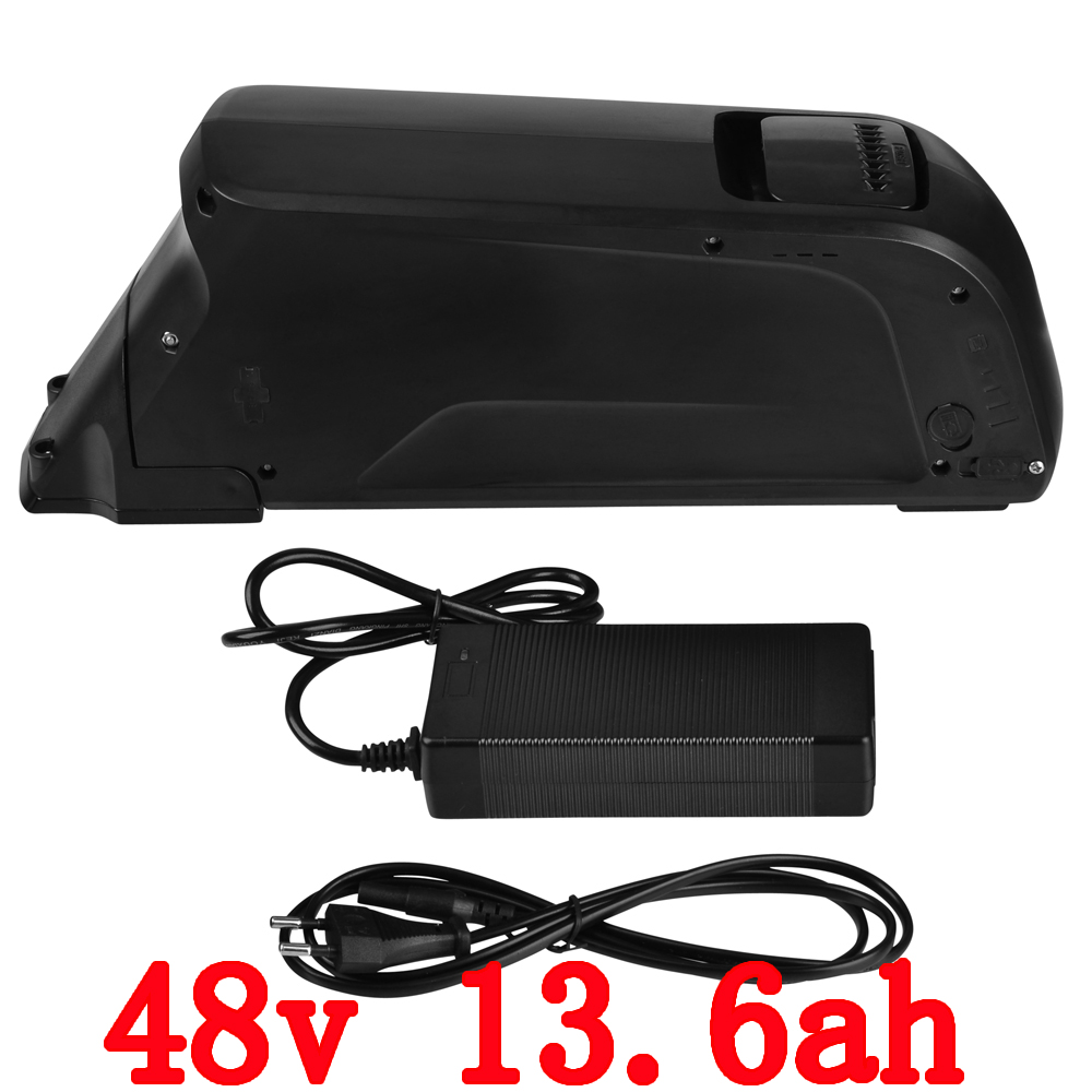 EU US no tax Electric bike down tube battery 48V 13.6Ah Lithium ion  with LG cells battery pack for 48v 750w with usb ebike moto eu us free customs duty 48v 550w e bike battery 48v 15ah lithium ion battery pack with 2a charger electric bicycle battery 48v