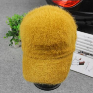 Fast shipping Xin ren Tui guang UD Leisure Wool Beret peaked cap fashion retro octagonal cap chun guang coconut candy 5 6 ounce