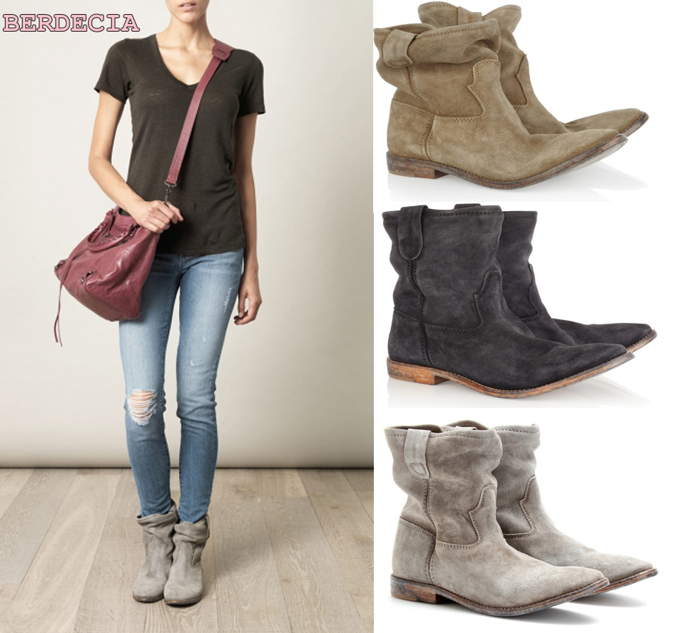 Autumn winter British style short boots bare boots suede leather retro women mid-calf boots fit fashion flat boots real photo double buckle cross straps mid calf boots