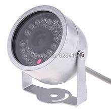 SONY CCD 480TVL IR Leds Day/night Mini CCTV Waterproof indoor / Outdoor CCTV Camera With Bracket