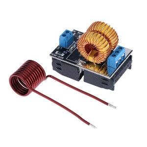 Image 3 - EDT 5V 12V الجهد المنخفض ZVS التسخين بالحث وحدة امدادات الطاقة + لفائف سخان