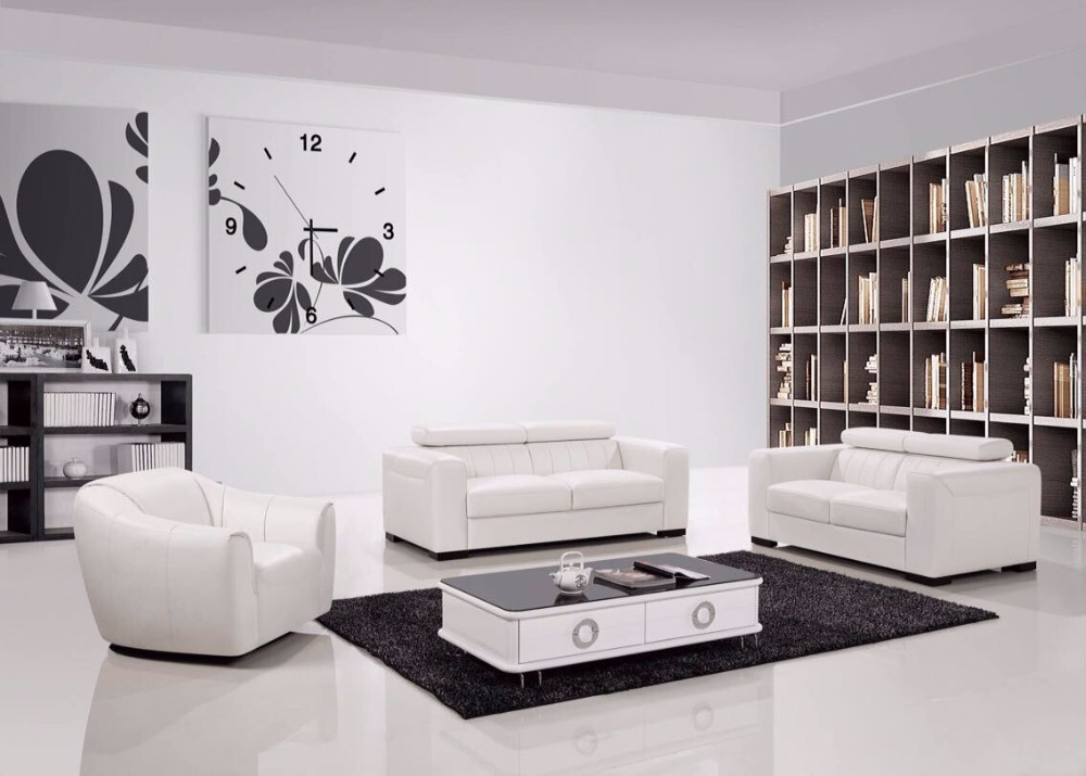 ... Living Room Furniture China. Popular Leather Modern Style SofaBuy Cheap  Leather Modern Style