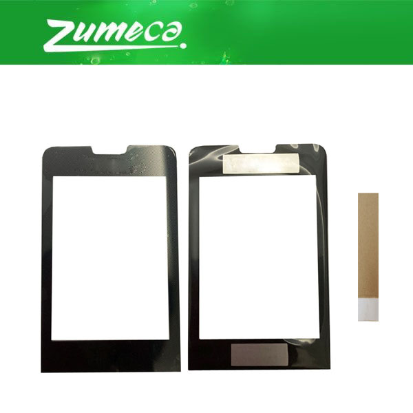 For Philips Xenium X1560 Touch Screen Digitizer Panel Lens Glass Replacement Part Black Color+Tape image