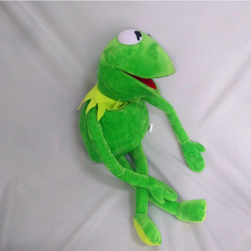 Kermit frog Puppets plush toy doll stuffed toys  4