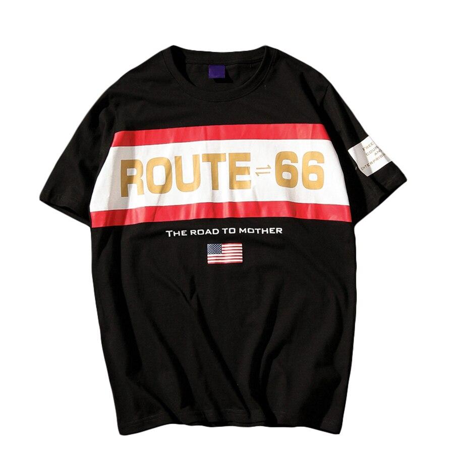 Été Nouveau Coton T Shirt Hommes Drôle Hip Hop Russie 2018 t Shirt Hommes Vêtements 2018 Streetwear Corée Du Sud Vêtements tops 50T0129