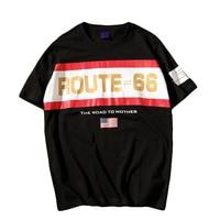 Summer New Cotton T Shirt Men Funny Hip Hop Russia 2018 T Shirt Men Clothes 2018 Streetwear South Korea Clothing Tops 50T0129