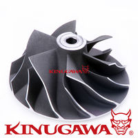 Kinugawa turbo koło sprężarki 42/56mm dla SAAB TD04 TD04HL 15T 9 3 9 5 9000 Aero w Turboładowarki i części od Samochody i motocykle na