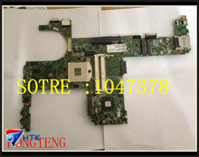 Wholesale for HP Elitebook 8460p Laptop motherboard 6050A2386601-MB-X01 100% Work Perfect