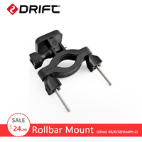DRIFT Action Camera Accessories Motorcycle Bicycle Bike Holder Handlebar Go Sport pro Rollbar Mount For Ghost 4K/X/S and Stealth
