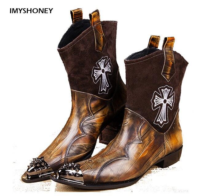 Männer Handgemachte Neue Schuhe Personalisierte Design Stil F3TulK1Jc