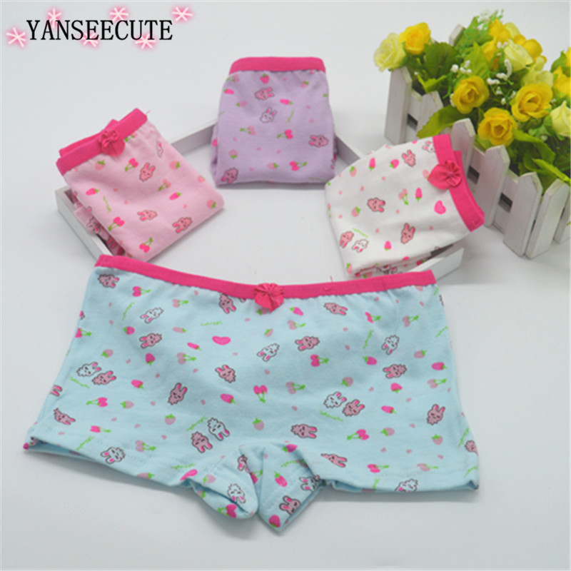 Panties for girls child's underwear kids underwear Panties on the girl underwear for girls 2017 12pcslot  B2312-12P