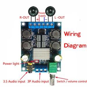Image 1 - TPA3116 2.0 A Due Canali amplificatore di potenza Digitale Consiglio 50 W + 50 W Stereo amplificatore Audio