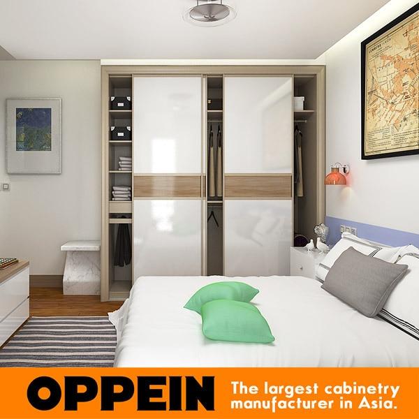 Guangzhou Custom Furniture Modern Prefab Modular Home Design bed ...