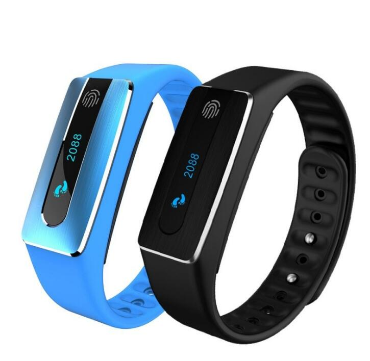 NFC Bluetooth 4 0 Smart band bracelet Heart Rate Monitor HB02 sleep tracker Wristband for IOS