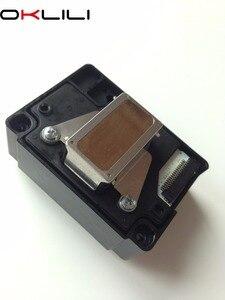 Image 3 - F185000 ראש ההדפסה ראש הדפסה עבור Epson C110 C120 ME70 ME1100 WORFORCE520 C10 C1100 T110 T1100 T30 T33 T1110 SC110 TX510 B1100 L1300