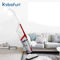 Ultra Quiet Mini Home Rod Powerful Vacuum Cleaner Portable Dust Collector Home Aspirator Handheld Floor Vacuum Cleaner KBF03 05