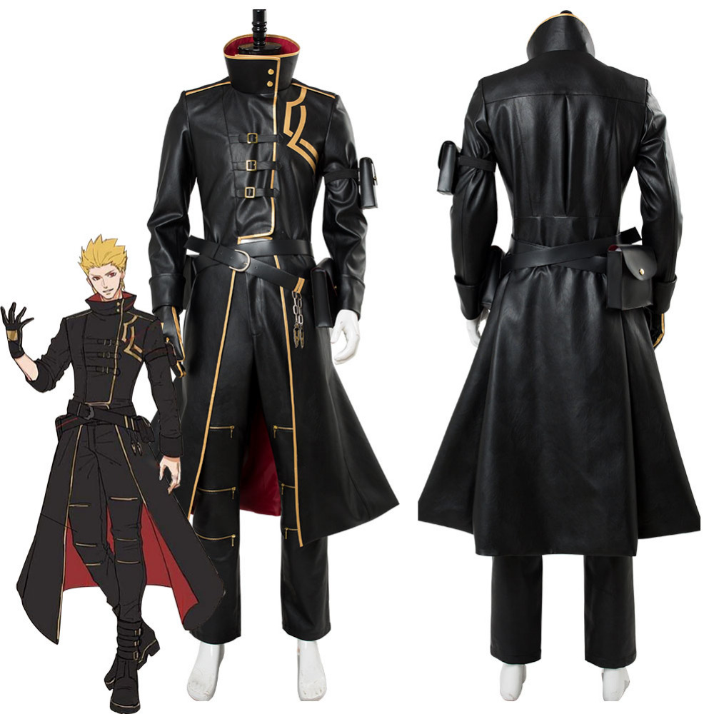 best gilgamesh cosplay costume list and get free shipping