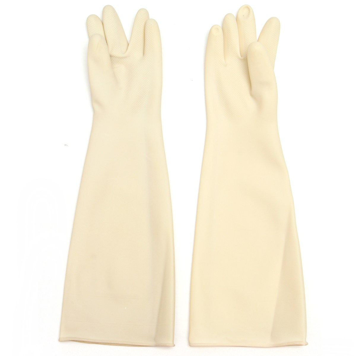 NEW Safurance A Pair Of Replacement Chemical Resistant Gloves 60cm/24Inch natural  rubber Safety Glove  Latex Cleaning Glove anti acid and alkali chemical corrosion fisheries agriculture latex rubber gloves labor supplies black