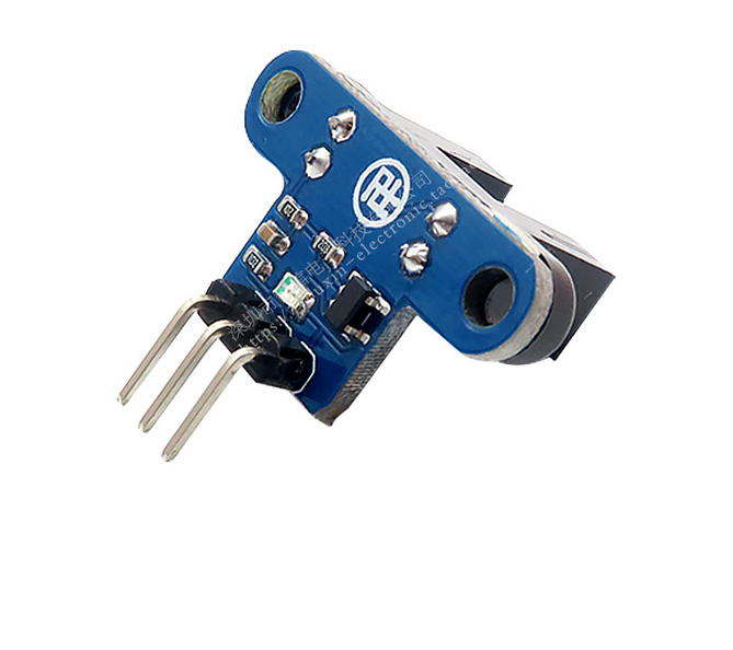 10PCS/LOT IR Infrared Slotted Optical Speed Measuring Sensor Detection Optocoupler Module For Motor Test