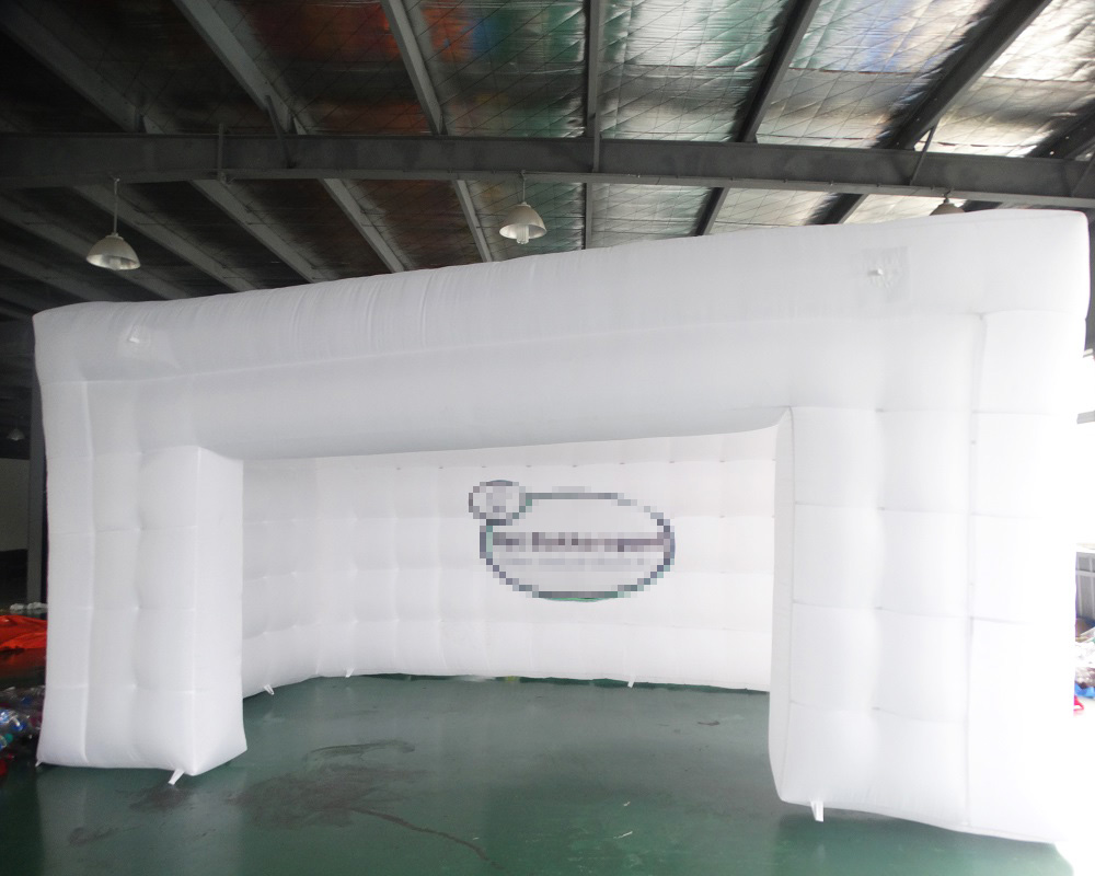 2017 white inflatable event tent for sale /customized inflatable tent