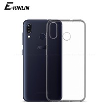 Ultra Thin Slim Clear Soft TPU Case For Asus ZenFone Max Plus Pro M1 M2 ZB570TL ZB555KL ZB602KL ZB633KL Back Phone Cover(China)