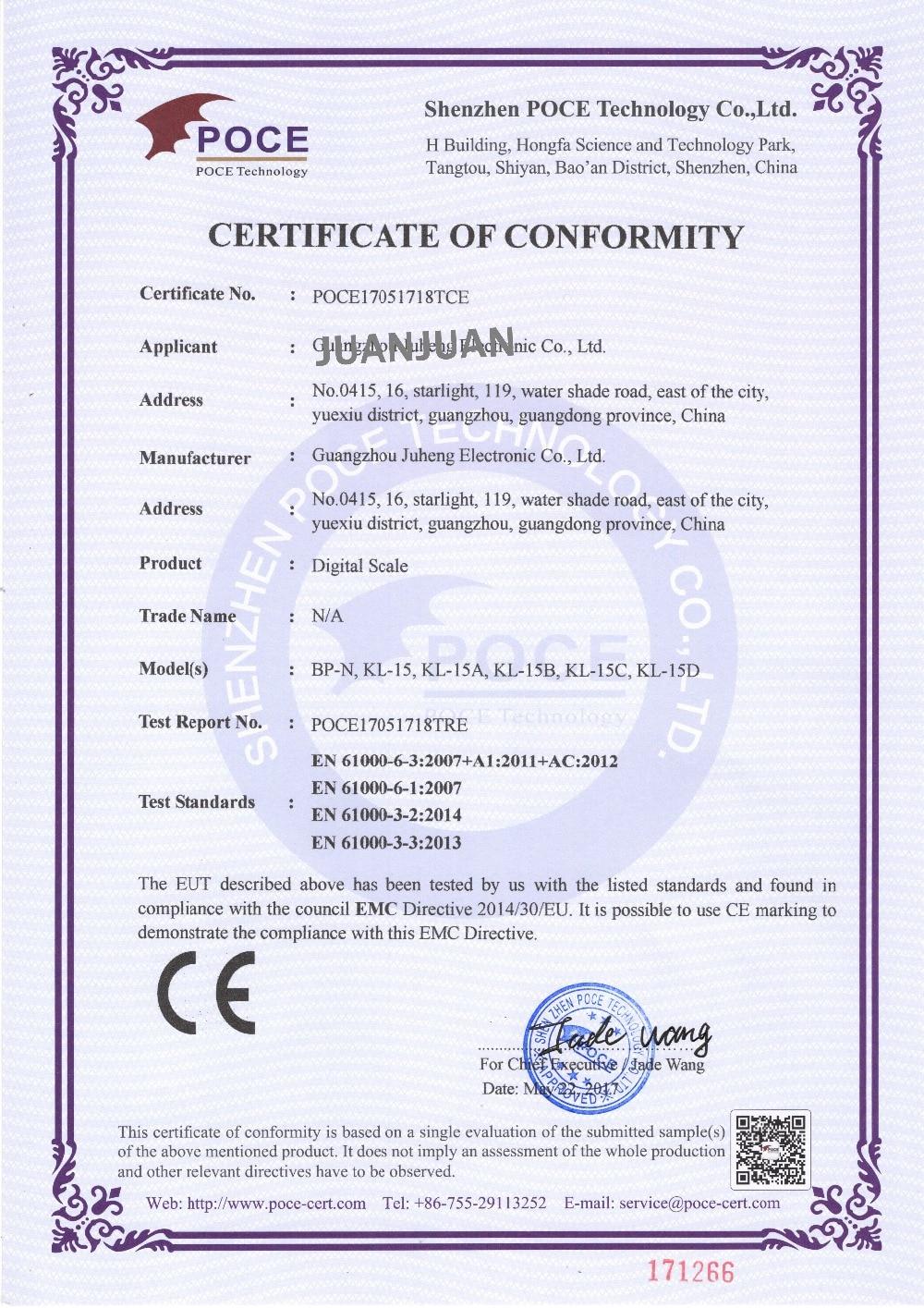 0,01 g 500 g mini bilancia digitale elettronica LCD con scatola al - Strumenti di misura - Fotografia 3