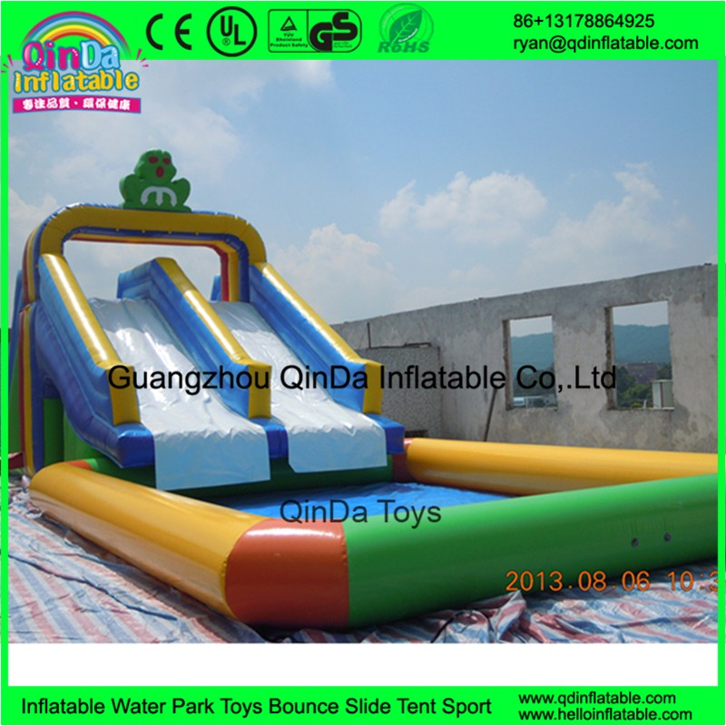 Inflatable Slide Bounce191