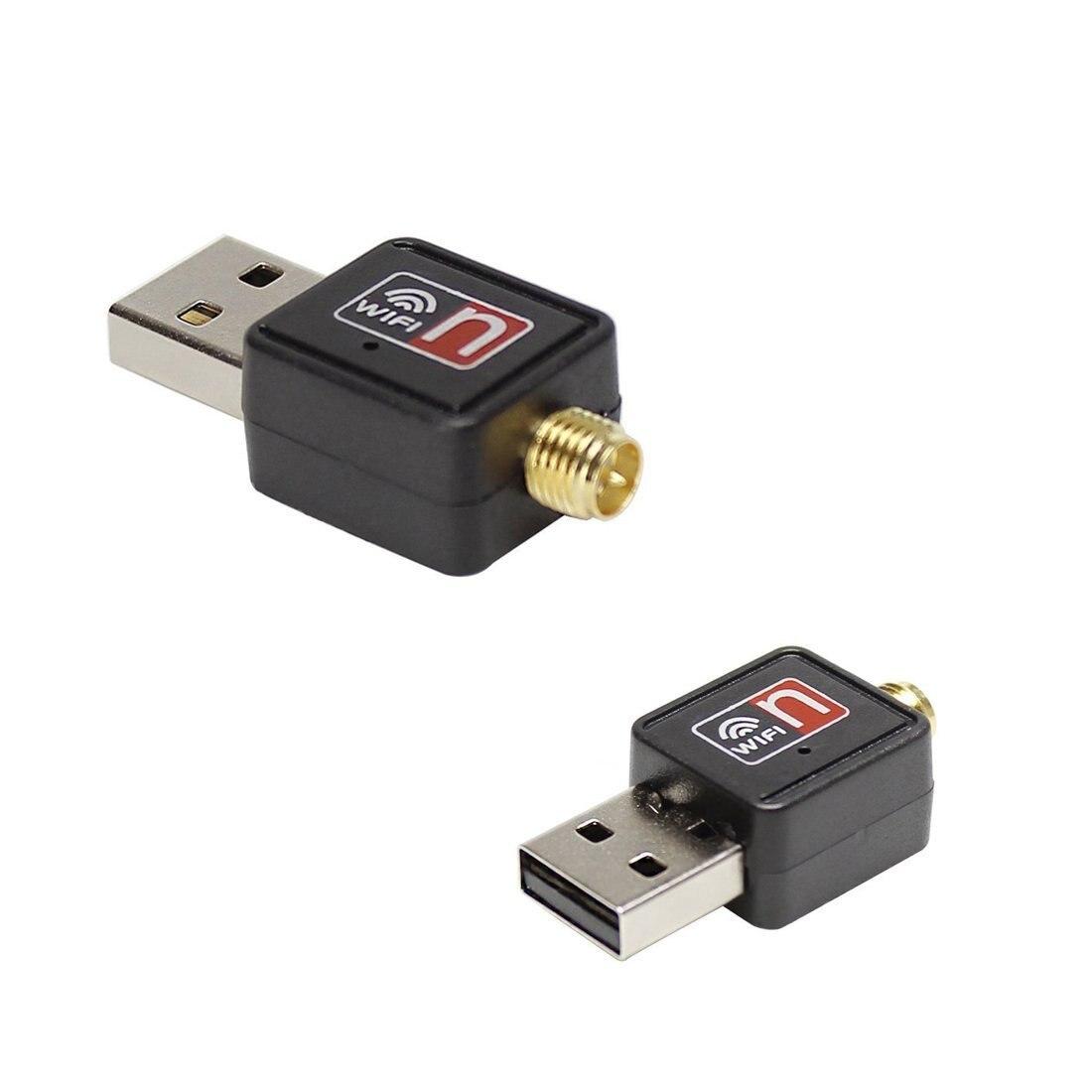 USB wireless network card WiFi receiver 150 m network card antenna network card minicomputer wireless receiver