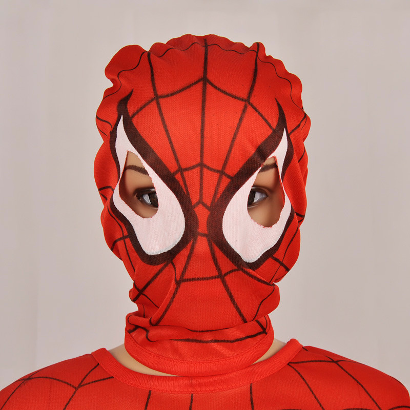 3 styles kids baby superhero spider man superman batman spiderman cosplay carnival halloween costume child accessories for kids 22