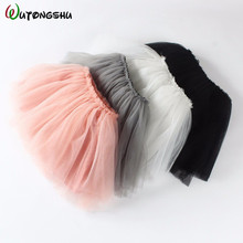 Baby Girl Tutu Skirts Pink Baby Clothes Kids Princess Girls Skirt Ball Gown Pettiskirt Birthday Party Kawaii Skirts 0-4Y Old