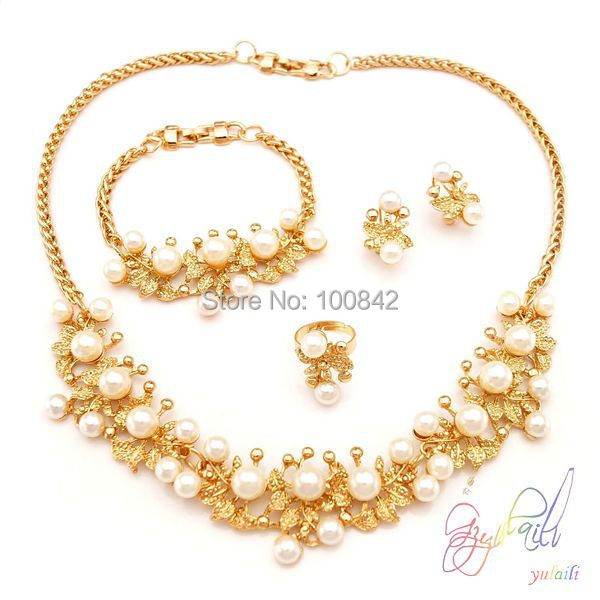 Best Ing Dubai Gold Jewelry Set Wedding Jewellery Designs Lady Party In Sets From Accessories On