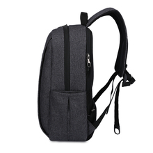 Anti-theft USB charging 15.6inch Laptop Backpack School Bag Casual Bag