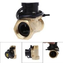 HT-800 1 дюймов Датчик потока водяной насос переключатель потока легко подключить R06 и Прямая поставка