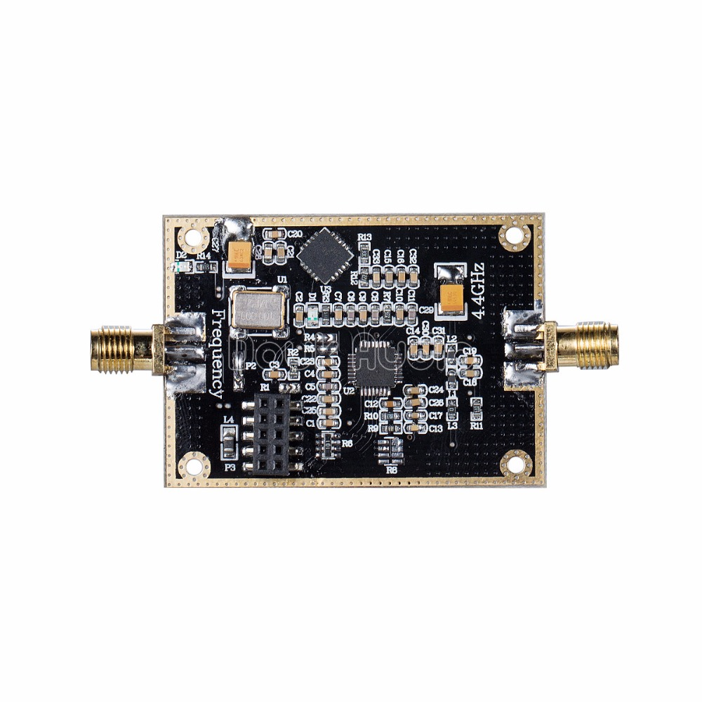 ADF4351 PLL Phase-Locked Loop Module RF Signal Source 35MHz-4.4GHz Frequency optimal pll loop filter design for mobile wimax via lmi