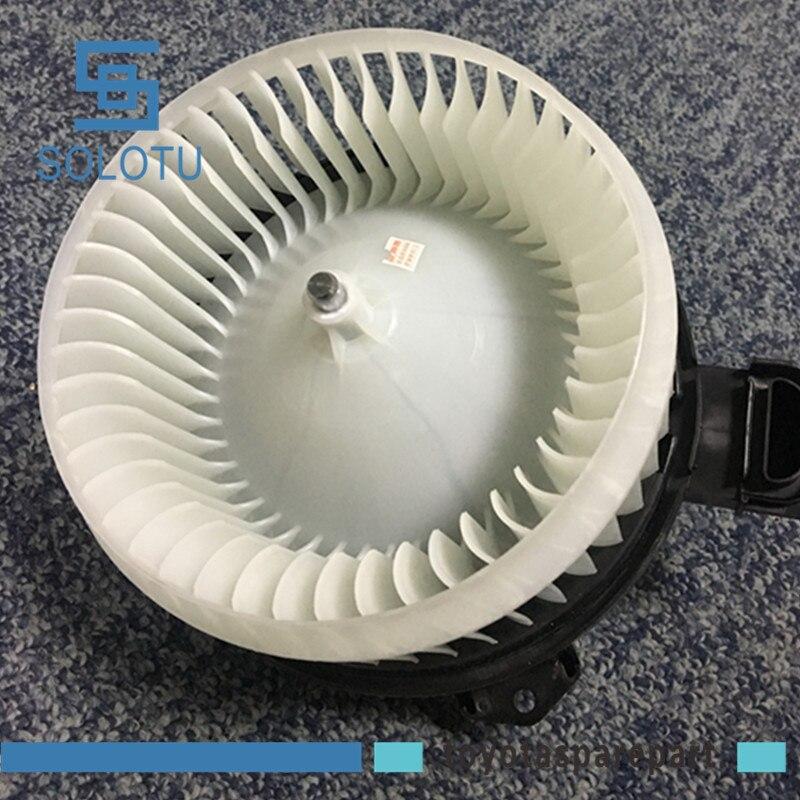 Heater A C Blower Motor w Fan Cage For PRADO 1GR FE 2TR FE 87103 35060