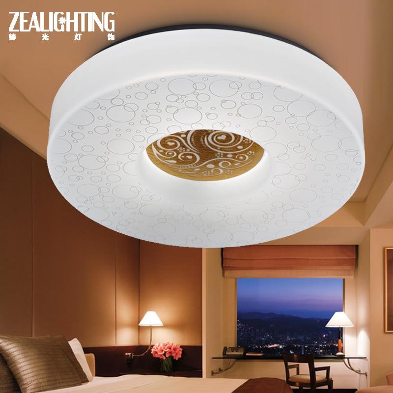 led ceiling light bedroom lamp casting light minimalist. Black Bedroom Furniture Sets. Home Design Ideas