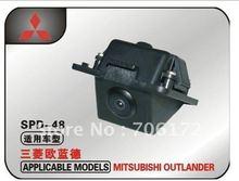 CCD night vision orginal auto car rear view camera for DVD GPS car rear camera rearview camera for Mitsubishi Outlander