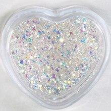 1440 pçs cristal ab mini nailrhinestone cristal 3d prego strass decoração diy unhas arte pixie strass micro diamante h0085