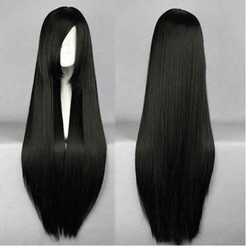 Women Clothes Accessories Party Sexy Long Curly Fancy Dress Full Wigs Party Cosplay Wig Hairpieces