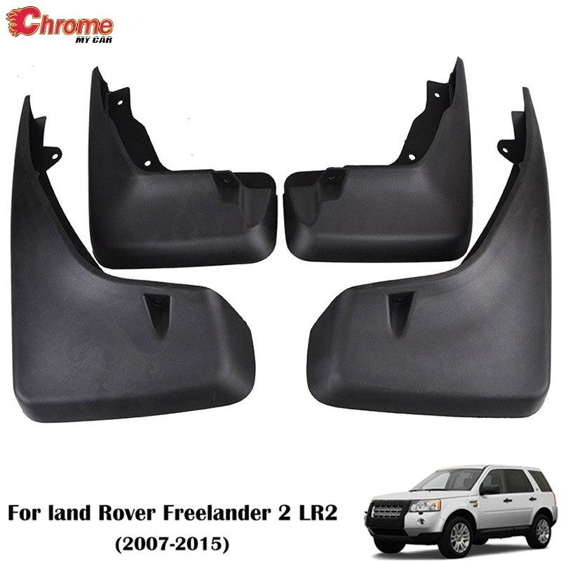 Para Land Rover Freelander 2 LR2 2007, 2008, 2009, 2010, 2011, 2012, 2013, 2014, 2015 salvabarros, guardias guardabarros estilo