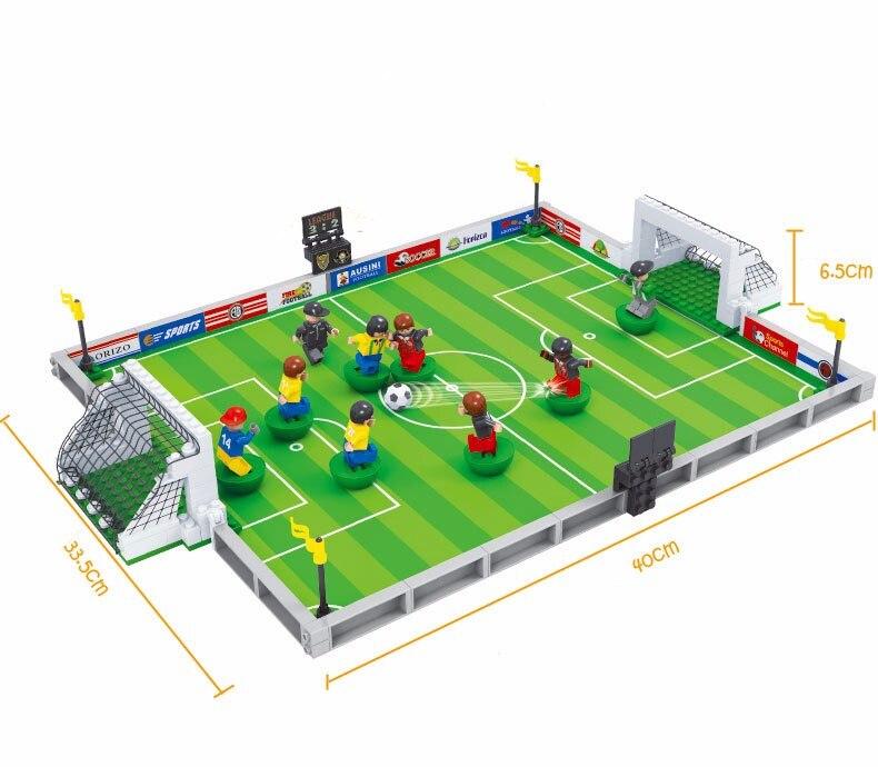 Модель строительство комплекты совместимы с lego город 251 шт. 3d блоки образовательной модели и строительство игрушки хобби для детей