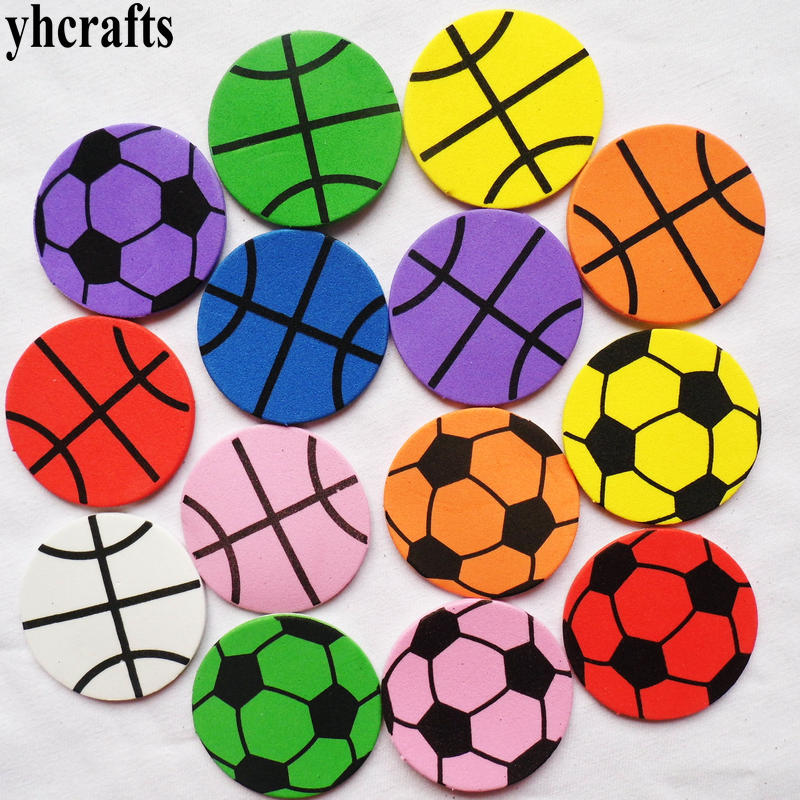 Alert 35pcs Cake Topper Creative Basketball Soccer Baseball Cake Flag Cake Decoration For Birthday Party Wedding & Anniversary Bands
