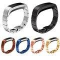 2016 Fashion Stailess Steel Bracelet Strap Watch Band For Fitbit Blaze Rose Gold Silver Women Men Watchbands For Fitbit Blaze
