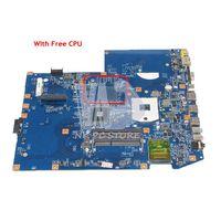 Nokotion mbply01001 mb. ply01.001 para acer aspire 7740 computador portátil placa-mãe 48.4gc01. 011 hm55 uma ddr3 cpu livre