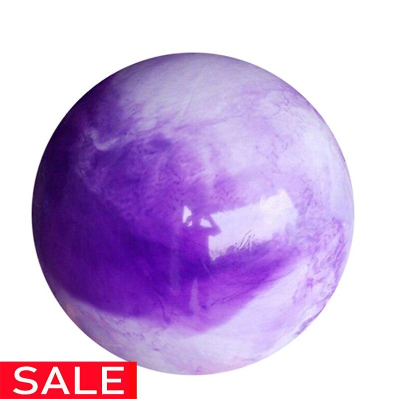 Honest New Cloud Color Thick Yoga Balls Pilates Fitness Gym Balance Fitball Exercise Pilates Workout Massage Ball 55cm 65cm 75cm