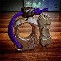 Más reciente de Tres-Spinner Fidgets Juguete Torqbar Latón EDC Sensorial Fidget Spinner Para El Autismo y Niños CON TDAH/Adulto Divertido Anti Estrés Juguetes
