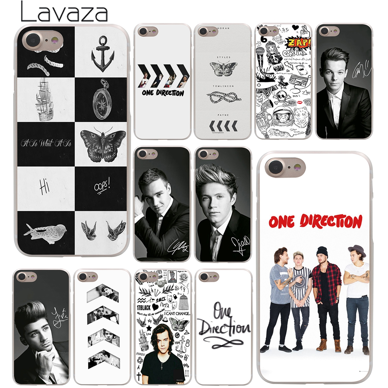 Lavaza Niall Horan <font><b>One</b></font> Direction Hard <font><b>Phone</b></font> Case for iPhone XR X XS 11 Pro Max 10 7 8 <font><b>6</b></font> 6S 5 5S SE 4 4S <font><b>Cover</b></font> image