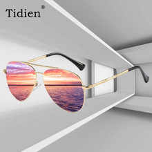 Metal Vintage Polarized Sunglasses Men Tidien Dirving Mirror Sun Glasses Male Fashion Fishing P-0953M