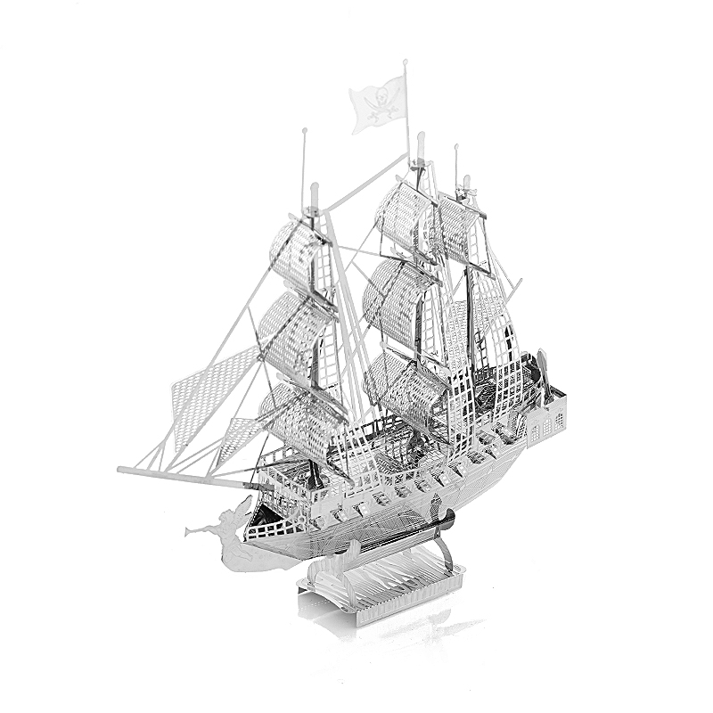 3D Metal Model Puzzles DIY Puzzle Jigsaw Kit For Adults Children Educational Collection Toys Angel in Model Building Kits from Toys Hobbies
