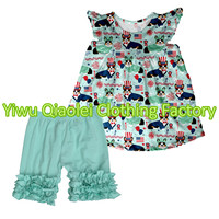 Holiday Baby Kids Clothing 4th Of July Fashion Outfit